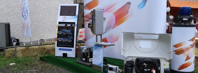 stand Pôle Froid Service